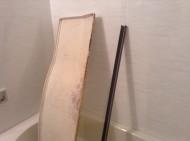 浴室カバー